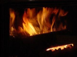 Fireplace Haardvuur Zmiana Wygladu Windows