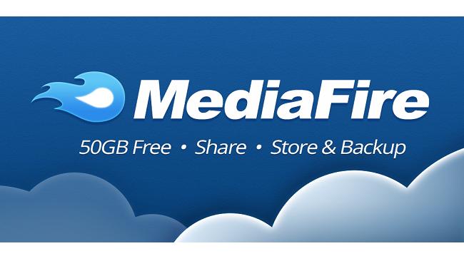 MediaFire - 50GB za darmo razem z klientem do synchronizacji!