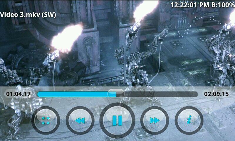 BSPlayer na Androida